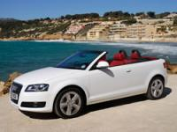 Audi A3 cabrio automaat
